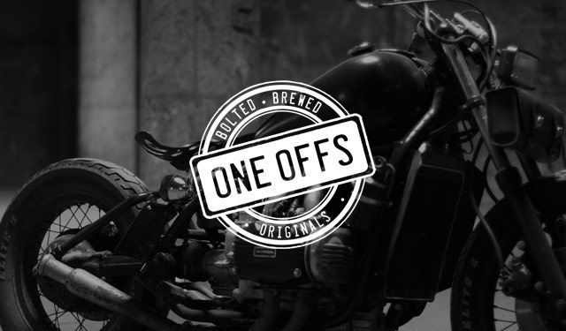 One-Offs: Motorcycle Website